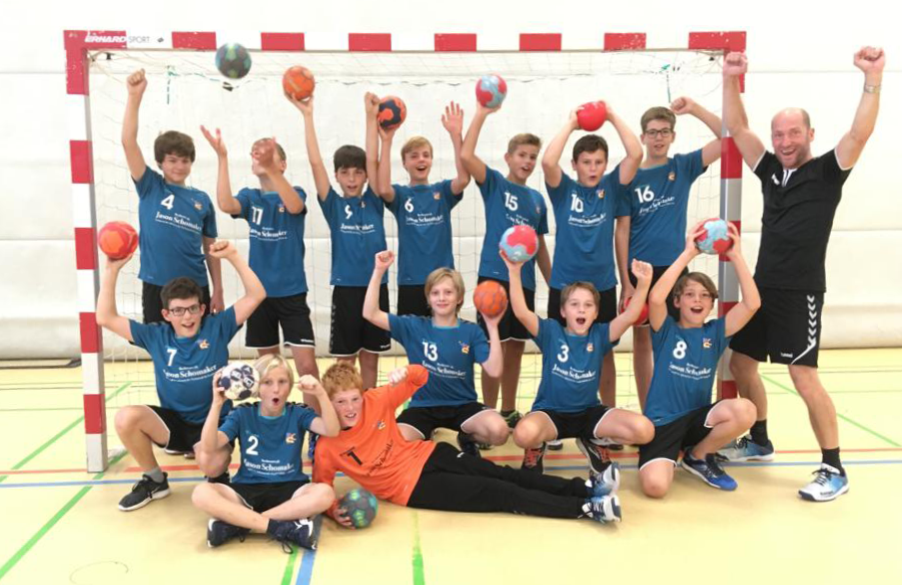 Handball m-Djugend