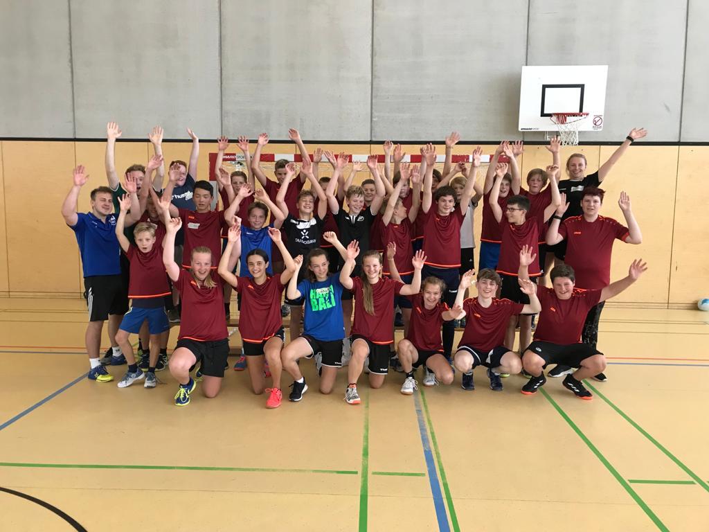Handball-Sommercamp 2021